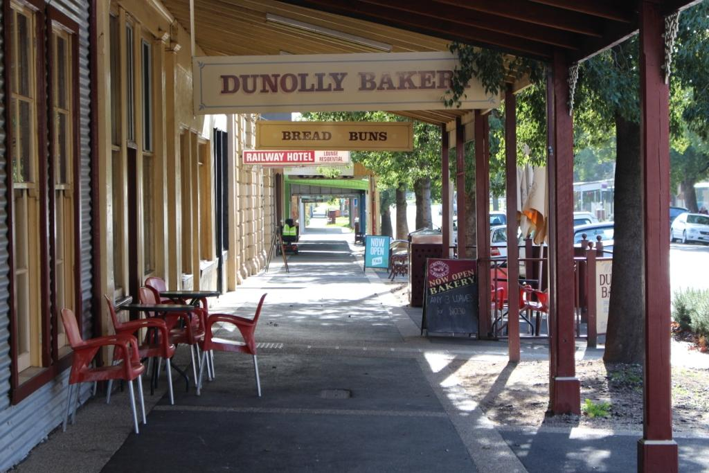 Dunolly street